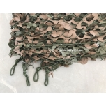 CAMOSYSTEMS camouflage netting Premium MILITARY Green/Brown 3x3m