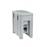 QC10 MELFORM Liquids Thermos 10L Grey