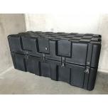 Peli ISP2 EU120050-3025, NO FOAM, Black, Interior 111,5x41,5x52 cm