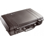 Peli Case 1490, NO FOAM, Black, Interior 45,1x28,9x10,5 cm