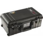 Peli Air Case 1535, NO FOAM, Black, Interior 51,8x28,4x18,3 cm