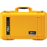 Peli Air Case 1535, NO FOAM, Yellow, Interior 51,8x28,4x18,3 cm