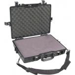Peli Case 1495, WITH FOAM, Black, Interior 47,9x33,3x9,7 cm