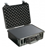 Peli Case 1520EU, WITH FOAM, Interior 44,9×31,8×17,1 cm