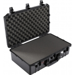 Peli Air Case 1555, WITH FOAM, Black, Interior 58,4x32,4x19,1 cm