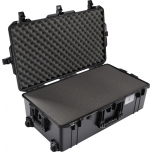 Peli Air Case 1615, WITH FOAM, Black, Interior 75,2x39,4x23,8 cm