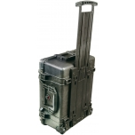Peli Case 1560, WITH DIVIDERS, Black, Interior 50,6x38x22,9 cm