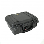 Peli Case 1200, NO FOAM, Black, Interior 23,5x18,1x10,5 cm