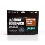 Tactical Foodpack | Buckwheat pot and turkey | 600kcal