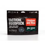 Tactical Foodpack | Chicken and Rice | 416kcal