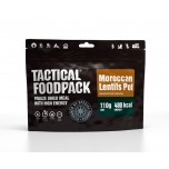 Tactical Foodpack | Maroccan Lentils Pot | 480kcal