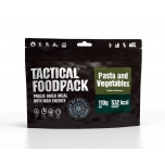 Tactical Foodpack | Pasta and Vegetables | 532kcal
