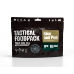 Tactical Foodpack | Rice and Pork | 565kcal