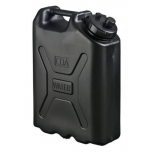 04603 Scepter Military Water Can (MWC) 20L Black